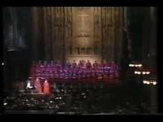 Pie Jesu - Live Performance by Sarah Brightman & Paul Miles-Kingston