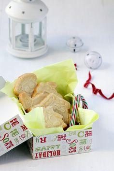 Receta de galletas de canela