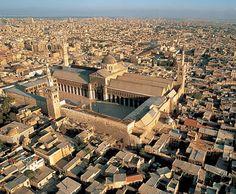 Gran Mezquita de Damasco (Siria), S.VIII.  -Dinastía Omeya. -6a