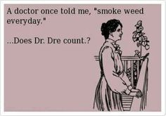 I just found this funny....Dr.Dre...LOL!