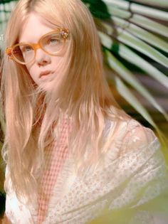 Elle Fanning photographed by Todd Cole
