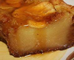 Tarta de Manzana - Receta de Tarta de Manzana Facil y Rapida