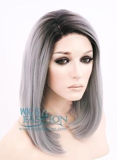 Bombshell Black Color Straight Heat Resistant Futura No Tangle Synthetic Lace Front Wigs With Baby Hair For Women Daily Makeup To Enjoy High Reputation In The International Market Hair Extensions & Wigs Synthetic Lace Wigs