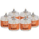115 Hour Plus Emergency Candle Clear Mist  Pack Of 6 * Visit the image link more details.