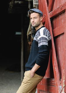 """Ravelry: Nr 3 """"Marius"""" herregenser i to farger pattern by Sandnes Design Knit Fashion, Pullover, Old And New, Ravelry, Knitting Patterns, Hipster, Boys, Sweaters, Design"""