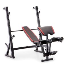 Marcy Home Gym Workout Fitness Exercise Deluxe Olympic Weight Lifting Bench - Nice quality and just what I was looking for.This Marcy Fitness that is ranked 251 Weight Lifting Motivation, Weight Lifting Workouts, Gym Workouts, Workout Fitness, Marcy Home Gym, At Home Gym, Plate Storage, Benches For Sale, Olympic Weights