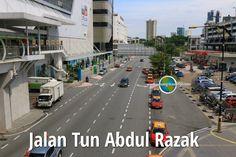 Jalan Tun Abdul Razak, Johor Bahru