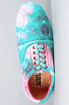 Galaxy Shoes from Urban