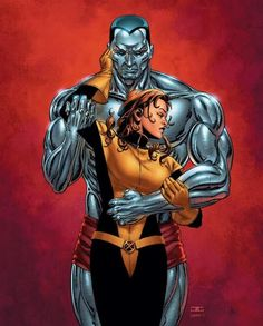 Kitty Pryde and Colossus - Marvel Comics - Google+