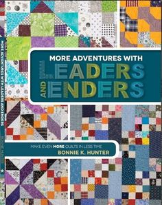 Win this book and a great house block made by Bonnie Hunter on Quilty Pleasures!