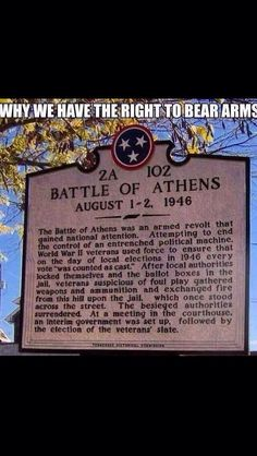 Why we have the right to bear arms - pin it far and wide...