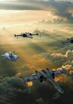 A-wing & X-wings - Star Wars Siths - Ideas of Star Wars Siths - A-wing & X-wings Nave Star Wars, Star Wars Rpg, Star Wars Ships, Star Trek, Star Wars Fan Art, Star Wars Concept Art, Star Wars Pictures, Star Wars Images, Harison Ford