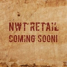 """Retail Is Coming - Are You Ready To Shop? Finally!!   My chance to be a clothing buyer and create a dream closet of hand picked items for you shop from...  I will be posting """"Coming Soon"""" items for you to like/comment when they are live for purchase.   Thanks for previewing and sharing!  PS - my goal is to clean out the existing for sale items so you shop brand new items. Other"""