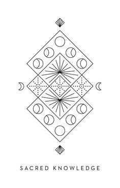 Instant Guidance with Inner Star Oracle Body Art Tattoos, Sleeve Tattoos, Chicano Tattoos, Geometry Art, Sacred Geometry, Sketch Tattoo Design, Tattoo Designs, Mayan Symbols, Viking Symbols