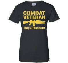 Combat Veteran Iraq and Afghanistan (vintage distressed) T-ShirtFind out more at https://www.itee.shop/products/combat-veteran-iraq-and-afghanistan-vintage-distressed-t-shirt-ladies-custom-222 #tee #tshirt #named tshirt #hobbie tshirts #Combat Veteran Iraq and Afghanistan (vintage distressed) T-Shirt
