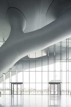 ryanpanos:  Qatar National Convention Centre |Arata Isozaki