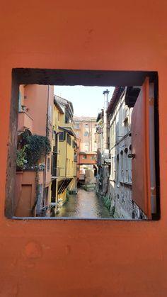 La Finestrella Bologna Italy, World, Places, Photography, Diamonds, Holidays, Wallpaper, Shoes, Color