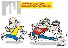 Corrida Eleitoral em São Paulo…