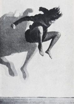 edited by Laszo Moholy-Nagy & Walter Gropius possibly Gret Palucca from Zhivopis' Ili Fotografiya [Malerei Fotografie Film - Bauhaus Bücher Figure Reference, Pose Reference, Laszlo Moholy Nagy, Photocollage, Dance Photography, Movement Photography, Art Plastique, Figure Drawing, Bauhaus