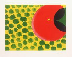 'Untitled' 1971, Howard Hodgkin