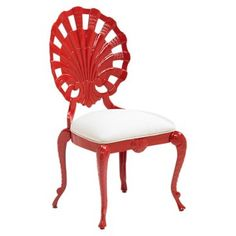 Check out this item at One Kings Lane! Shell Dining Chair