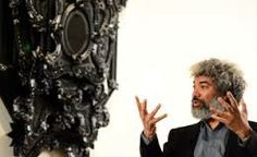 Fred Wilson with Iago's Mirror, 2009