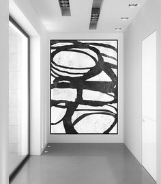 extra Large Canvas painting add a unique touch to your home. Modern, stylish and unique design will be the most special piece of your decor. Especially for those who like abstract works, black and white acrylic painting can be prepared in desired sizes modern wall art, large abstract painting on canvas Black and White, minimalist original Painting, large Abstract art, wall art canvas 16x24 (40x60cm) $75 20x30 (50x76cm) $110 30x40 (76x102cm) $180 36x48(92x122cm) $240 40x53.5(102x136cm) $310…