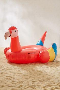 Parrot Pool Float