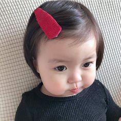 Cute Baby Meme, Cute Memes, Cute Baby Girl, Cute Babies, Baby Kids, Asian Kids, Asian Babies, Cute Toddlers, Cute Kids