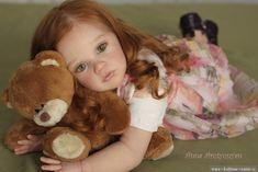 Волшебной красоты девочка реборн Mattia от Анны Арутюнян / Куклы Реборн: изготовление своими руками, фото, мастера / Бэйбики. Куклы фото. Одежда для кукол Reborn Toddler Dolls, Reborn Dolls, Reborn Babies, Realistic Dolls, Baby Born, Pretty Baby, Ooak Dolls, Animal Crossing, Art Gallery