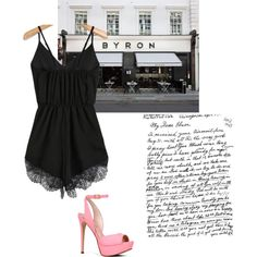 Untitled #103 by kathleencialdella on Polyvore featuring polyvore, fashion, style, ALDO and BYRON