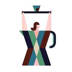 argijale #illustration #geometric