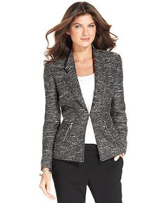 Calvin Klein Suit Separates Collection - Womens Suits & Suit ...