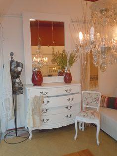 Muebles antiguos reciclados