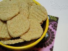 Brisando na Cozinha: Biscoitinhos de côco