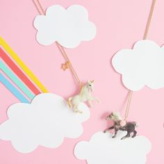 If theres one thing to be bought this year it is absolutely a Unicorn, necklaces for A Mini Penny!