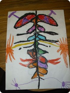 cursive monsters - end of the year third grade