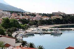 Baška Voda - Makarska, Croatia - Private accommodation units