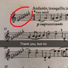 Sheet music key signature humor 15 memes you'll only understand if you're in the hell of practising your instrument Funny Band Memes, Music Memes Funny, Marching Band Memes, Music Jokes, Silly Jokes, Marching Band Problems, Band Nerd, Humor Musical, Cello