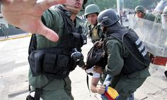 """Maduro considera """"DETESTABLES"""" las sanciones de EEUU contra violadores de Derechos Humanos en Venezuela"""