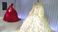 石岡瑛子の遺作「白雪姫と鏡の女王」の衣装