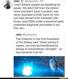 Loki's power