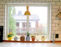 Bildresultat för kök retro lampa över köksbänk