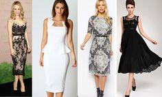 vestidos rodados midi - Google Search