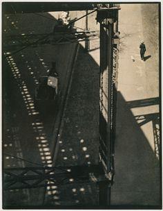 Paul Strand: From the El  The Metropolitan Museum of Art