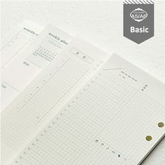 Find More Notebooks Information about Dokibook A5 A6 Spiral Loose leaf  Monthly Planner & Weekly Planner & One Day Two Pages Inner Pages Notebook Filler,High Quality a5 night,China a6 printer Suppliers, Cheap a6 c5 from Wenzhou Stone  Communication &  Stationery  Company on Aliexpress.com
