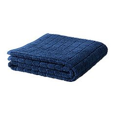 """ÅFJÄRDEN Hand towel - 16x28 """" - IKEA $4.99 - Coul also use for tea towel in kitchen - two of these"""