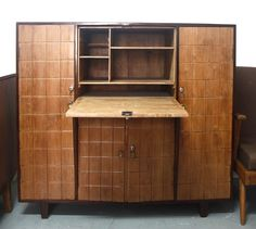 Restored Old Teak Writing Desk with Bookcase. (THAT FEELING WHEN YOU GET GOOSEBUMPS ALL OVER COS ITS LOVE AT FIRST SIGHT)