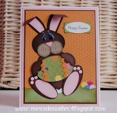 Creations by Mercedes: HOP Bunny Take 2!