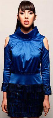 Amanda Cutout Dress by Leavahn